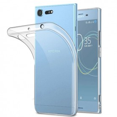 Capa Gel Ultra Fina 0,3mm Sony Xperia XZ Premium