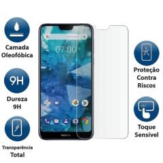 Película Vidro Temperado Nokia 7.1