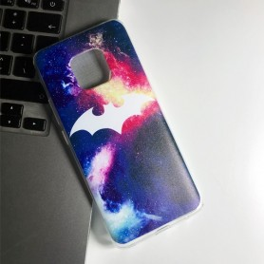 Capa Gel Batman Huawei Mate 20 Pro