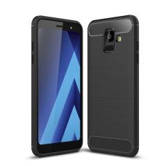 Capa Gel Fibra Carbono Samsung A6 2018