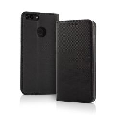 Capa Flip Texture Huawei P Smart