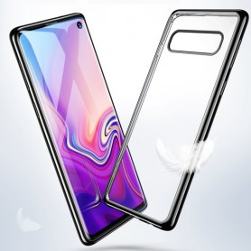 Capa Gel Frame Samsung Galaxy S10 Plus