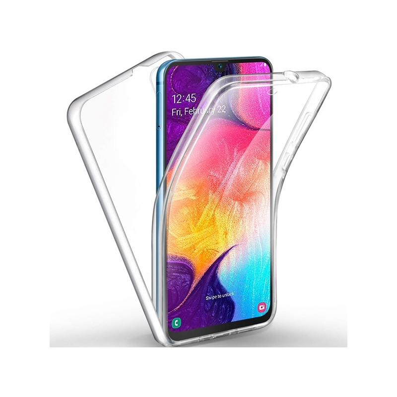 Capa Gel 2 Lados Rígida Samsung Galaxy A50