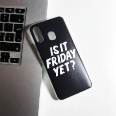 Capa Gel Is it Friday Yet Samsung Galaxy A40