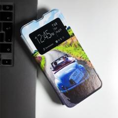 Capa Flip Janela Just Married Samsung Galaxy A50