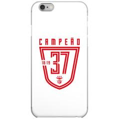 Capa Oficial S. L. Benfica Campeão 37 - Design 4