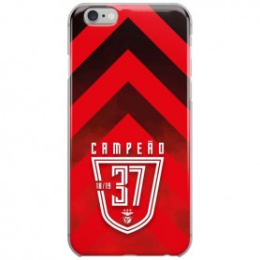Capa Oficial S. L. Benfica Campeão 37 - Design 5