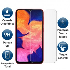 Película Vidro Temperado Samsung Galaxy A20
