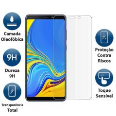 Película Vidro Temperado Samsung Galaxy A9 2018