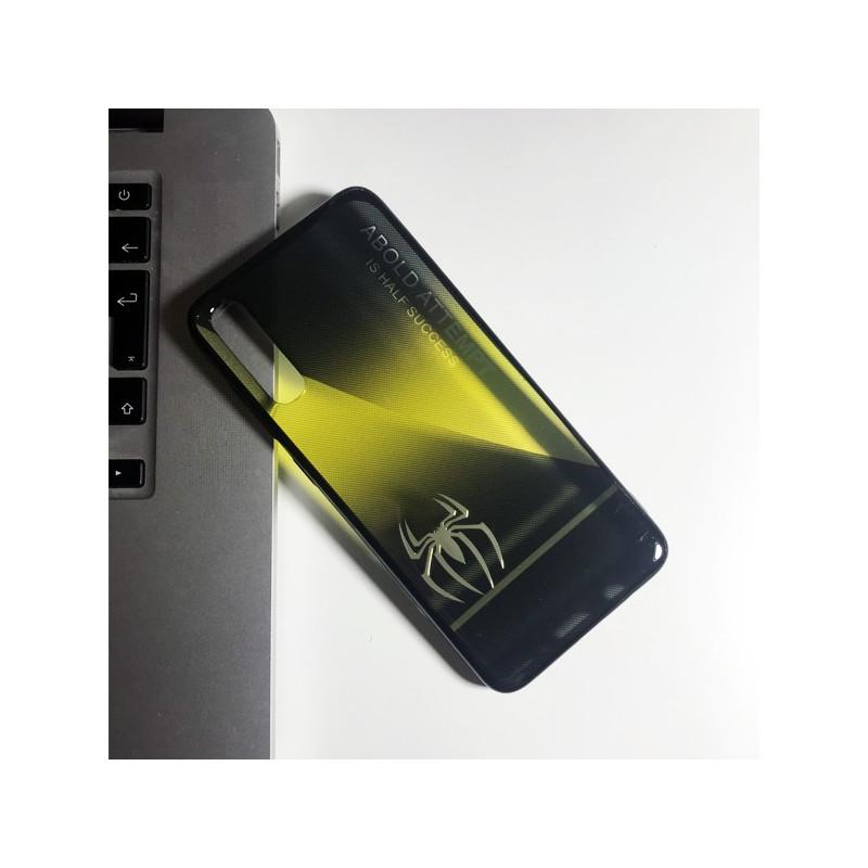 Capa Gel Homem Aranha Samsung Galaxy A70