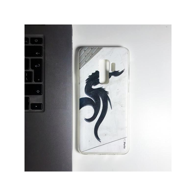 Capa Gel Oficial F. C. Porto Samsung Galaxy S9 Plus