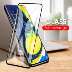 Película Vidro Temperado Full Cover 3D - Samsung Galaxy A80