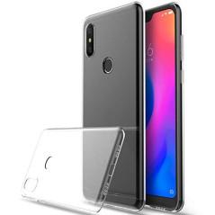 Capa Gel Ultra Fina Xiaomi Mi A2 Lite