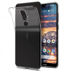 Capa Gel Ultra Fina Nokia 4.2