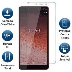 Película Vidro Temperado Nokia 1 Plus