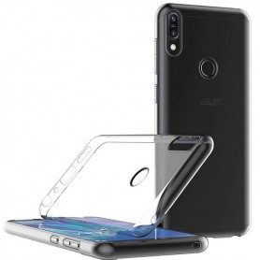 Capa Gel Ultra Fina 0,3mm Asus Zenfone Max Pro (M2) (ZB631KL)
