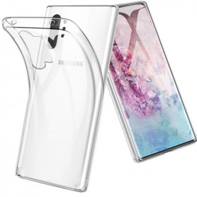 Capa Gel Ultra Fina Samsung Galaxy Note 10 Plus