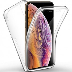 Capa Gel 2 Lados Rígida Apple iPhone XS Max