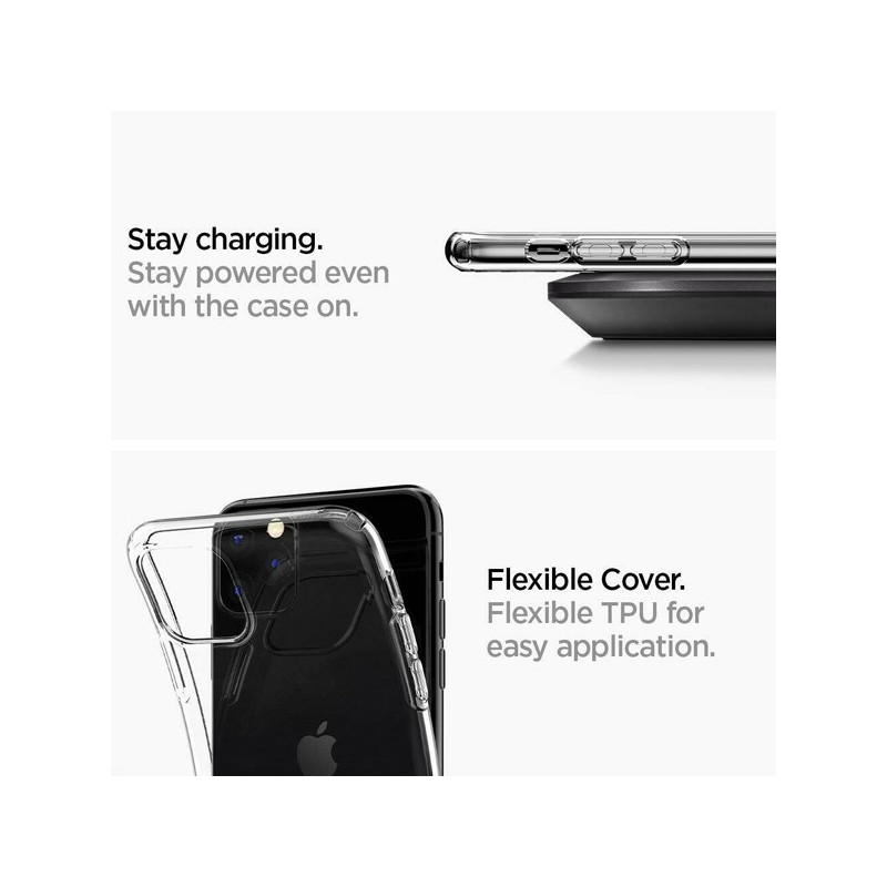 Capa Gel Ultra Fina iPhone 11