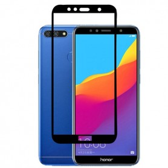 Película Vidro Temperado Full Cover 3D - Huawei Honor 7A