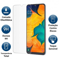 Película Vidro Temperado Samsung Galaxy A30s