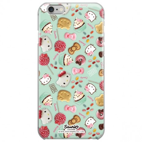 Capa Oficial Hello Kitty - Design 21