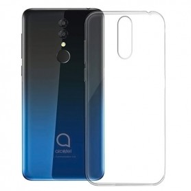 Capa Gel Ultra Fina Alcatel 3L 2019