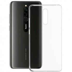 Capa Gel Ultra Fina Xiaomi Redmi 8