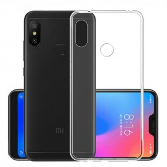 Capa Gel Ultra Fina Xiaomi Mi 8