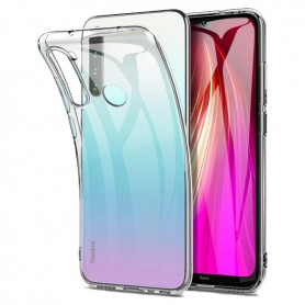 Capa Gel Ultra Fina Xiaomi Redmi Note 8