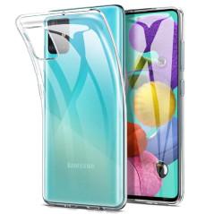 Capa Gel Ultra Fina Samsung Galaxy A71