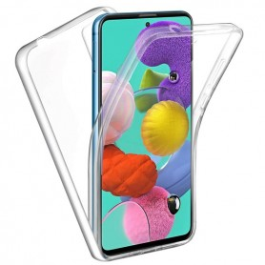 Capa Gel 2 Lados Rígida Samsung Galaxy A71