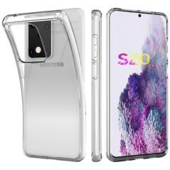 Capa Gel Ultra Fina Samsung Galaxy S20 Ultra