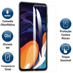 Película Vidro Temperado Samsung Galaxy A60