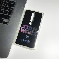 Capa Gel Star Wars Nokia 6.1