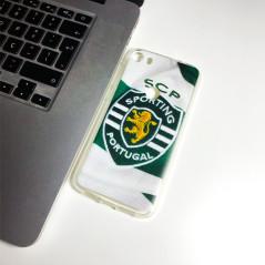 Capa Oficial Sporting C. P. Alcatel Idol 5