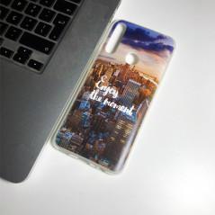 Capa Gel Enjoy The Moment Huawei P Smart Z