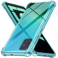 Capa Gel Anti Choque Samsung Galaxy A51