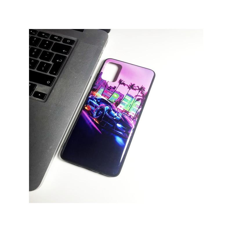 Capa Gel Super Car Samsung Galaxy A51
