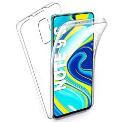 Capa Gel 2 Lados Rígida Xiaomi Redmi Note 9 Pro
