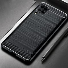 Capa Gel Fibra Carbono Huawei P40 Lite