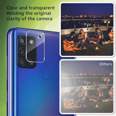Película Vidro Temperado Câmera Traseira - Samsung Galaxy A21s
