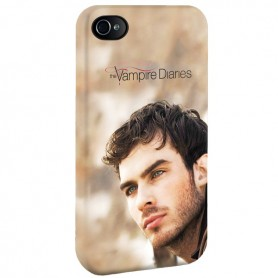 Capa Vampire Diaries 7 iPhone 4