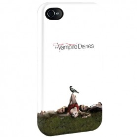 Capa Vampire Diaries 8 iPhone 4