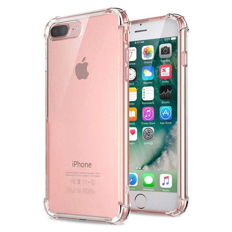 Capa Gel Anti Choque Apple iPhone 7 Plus / 8 Plus