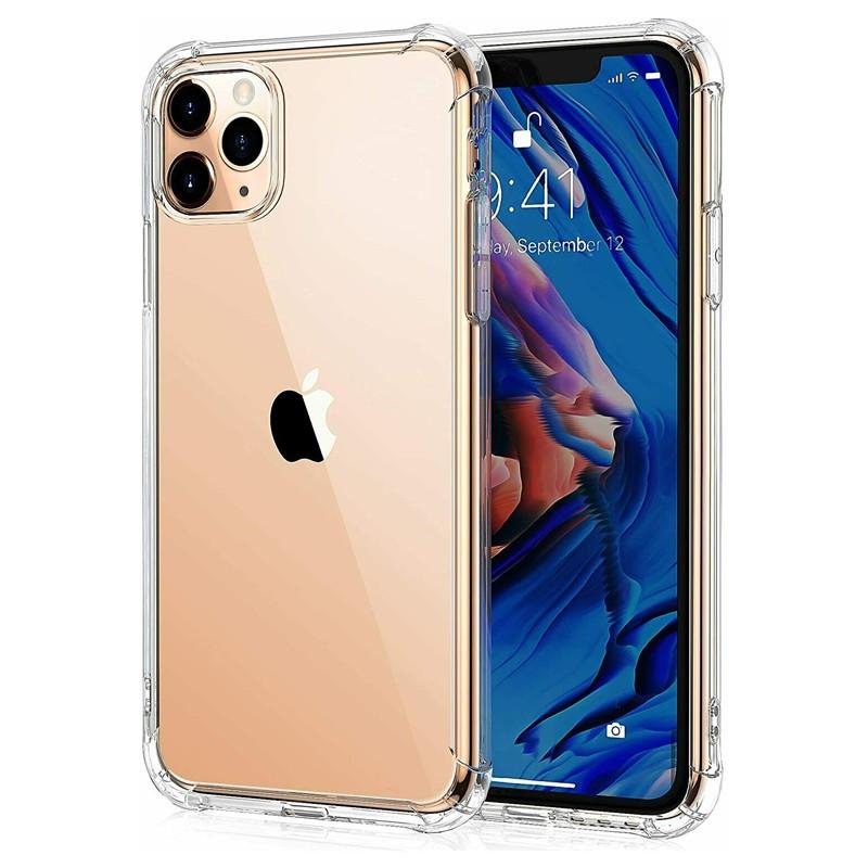 Capa Gel Anti Choque Apple iPhone 11 Pro Max