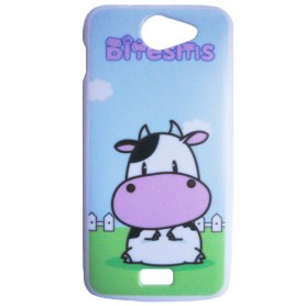 Capa Cow Aquaris 5 HD