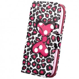 Capa Flip Minnie Galaxy Core