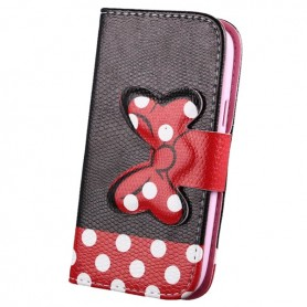 Capa Flip Minnie 2 Galaxy Core