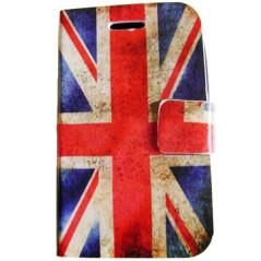 Capa Flip UK Xperia E